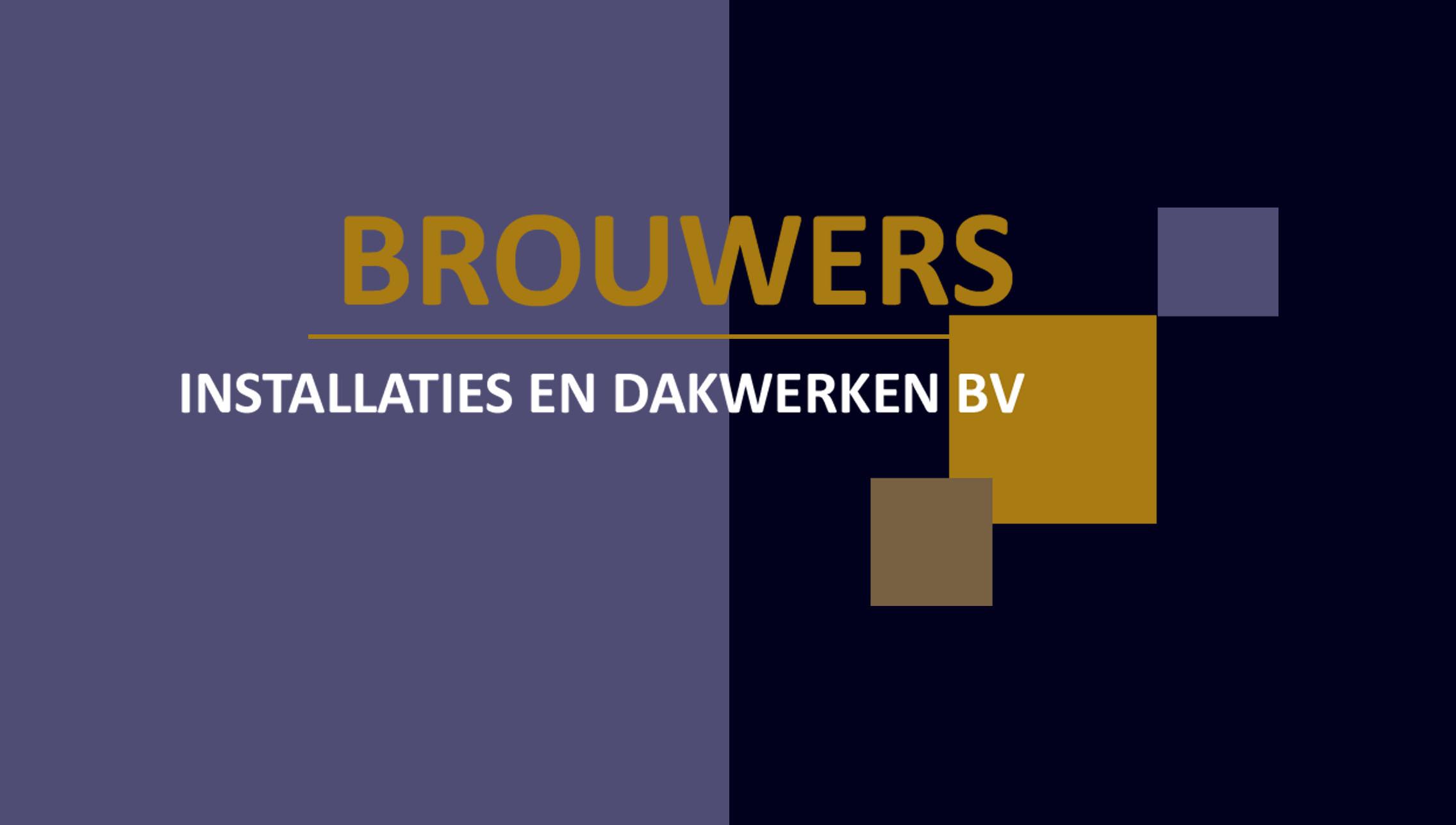 Brouwers Installaties